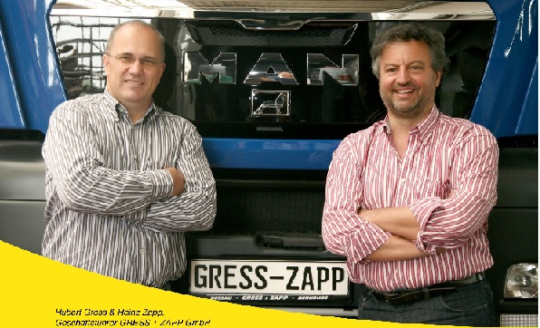 Gress+Zapp Spedition